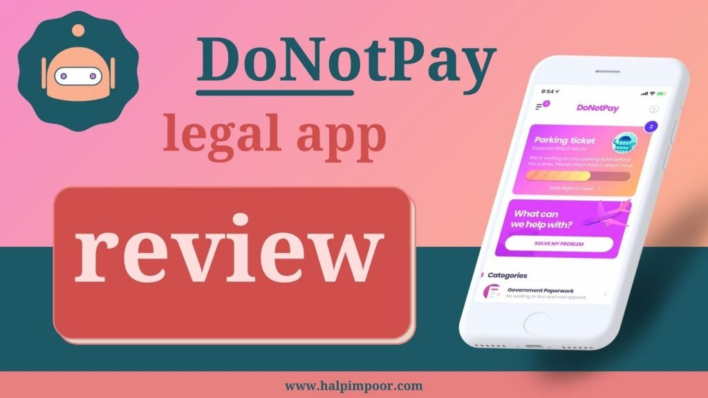 DoNotPay App Review