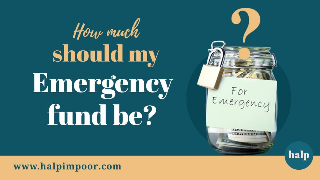 How Much Should My Emergency Fund Be?